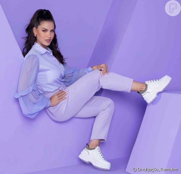Andressa Suita admite paixão por calçados e lista favoritos:
