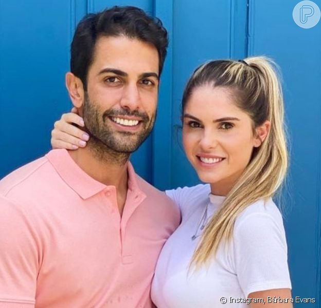 Bárbara Evans conta que terá que adiar casamento no religioso com Gustavo Theodoro pela terceira vez por conta na pandemia do coronavírus