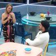 'BBB 21': Carla Diaz ouviu de Arthur conselho para não defender ninguém no reality