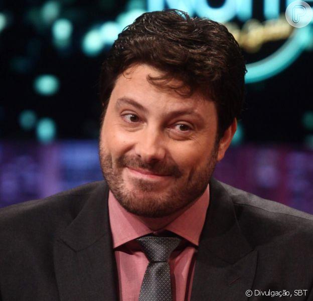 Danilo Gentili teve prisão pedida pelo presidente da Câmara, Arthur Lira