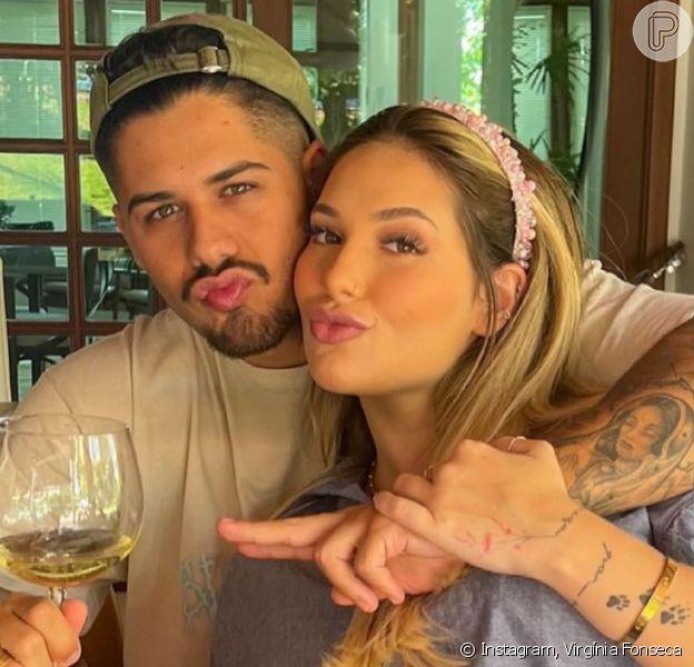 Filha de Virgínia e Zé Felipe não vai nascer no Brasil. Entenda!
