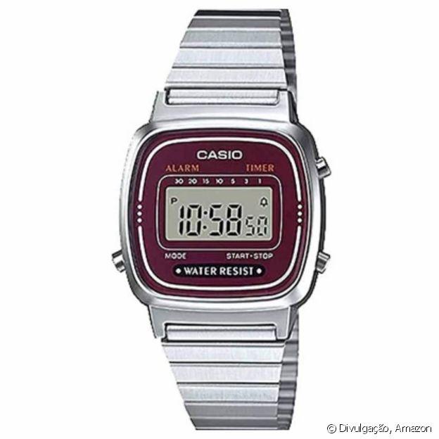 Relógio Digital Casio Vintage, da Casio