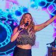 Aysha Benelli é filha da cantora Simony e do rapper  Afro X