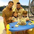 Filho mais velho de Andressa Suita e Gusttavo Lima dispensa mais irmãos: 'Não quero'