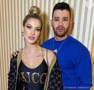 Gusttavo Lima faz vídeo de mãos dadas com mulher e fãs especulam: