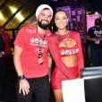 Paolla Oliveira namorou Douglas Maluf por um ano