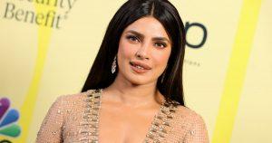 Priyanka Chopra brilha com vestido D&G de quase 40 quilates de diamantes no BBMAs 2021